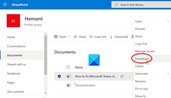 SharePoint cannot open Office documents