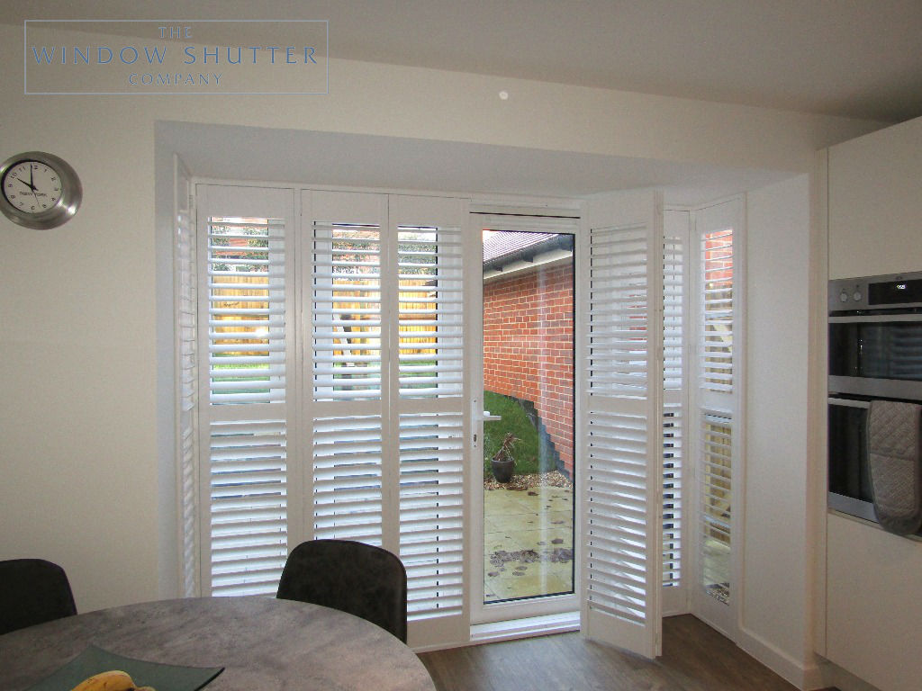Shutters For French And Patio Doors The Window Shutter Company