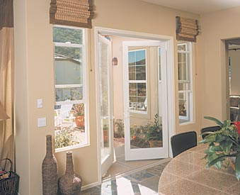 out swing french patio door