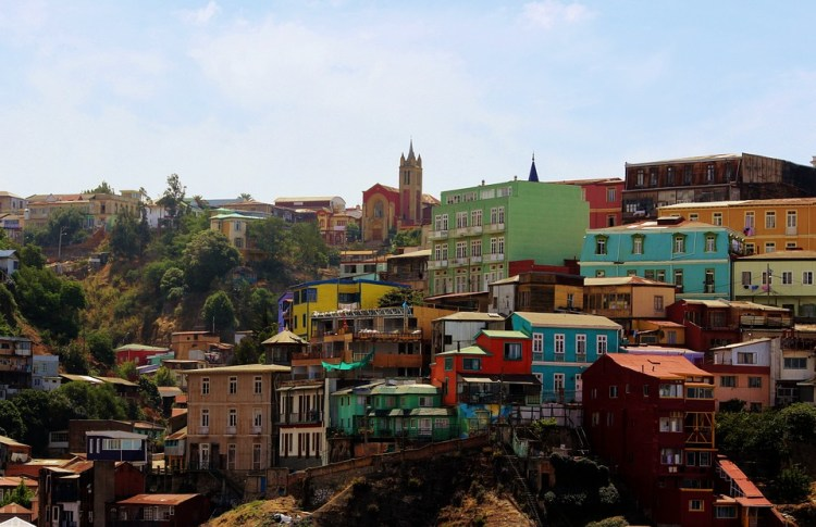 Valparaiso is a city like no other