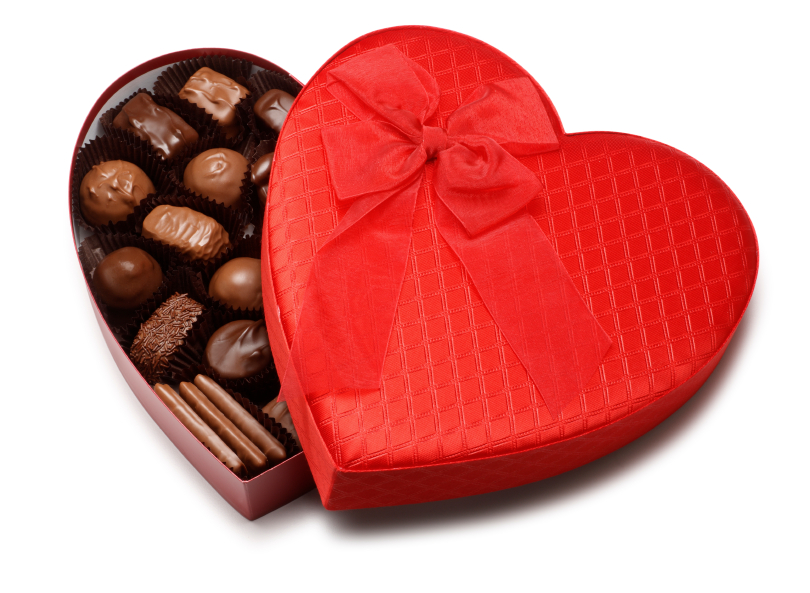 Chocolates Wine Are Beguiling Gifts