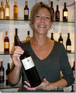 10011 Lidewij van Wilgen, Mas des Dames, Languedoc Outsiders Tasting London 10 Nov 10