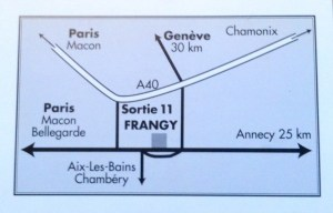 Frangy map