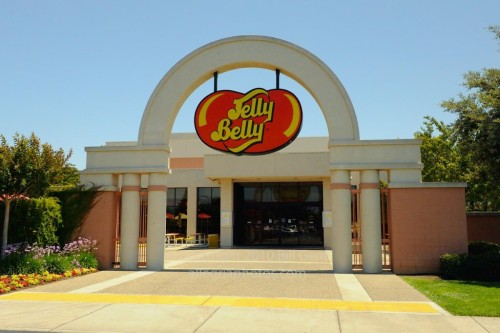 Jelly Belly Factory, California