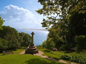 The War Memorial at Mt Pleasant, Clovelly
