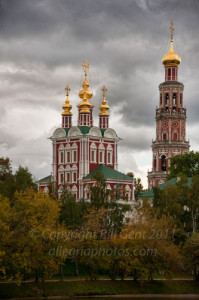 Bell Tower, Novodevichy Convent