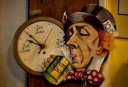 Decoration, Seattle Crumpet Shop