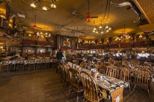 Inside of the Big Texas Steak Ranch, Amarillo