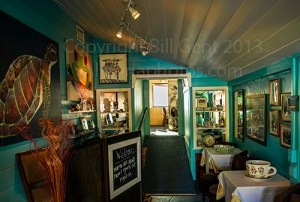The Mad Hatter Restaurant, Sanibel, Florida