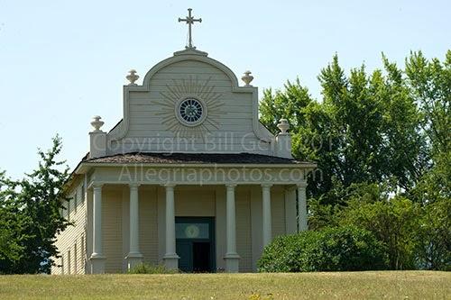 Coeur D'Alene, Idaho, Mission of Sacred Heart