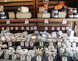 Androuet Cheese Shop, Paris