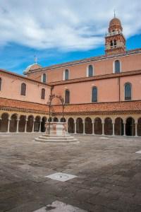 Benedictine Monastery, San Michele Cemetery, Venice