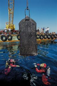 The Bay of Aboukir, Egypt, Photo Christoph Gerigk©FranckGoddio/Hilti Foundations