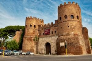 St Paul's Gate, Rome