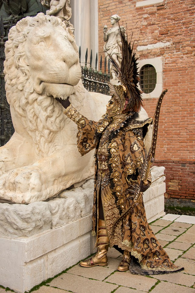Taming the beast, the Arsenale