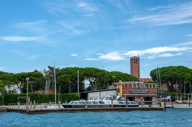 The Naval School at the Arsenale