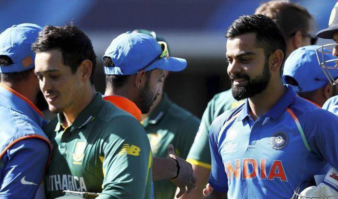 South Africa vs India 2nd ODI