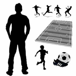 creacion de videos de futbolista