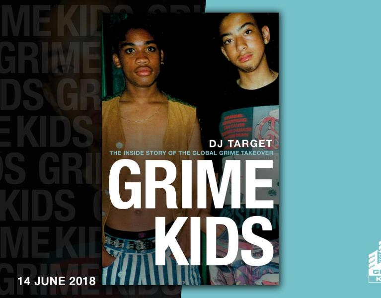 DJ Target reveals Grime Kids book   The Wire