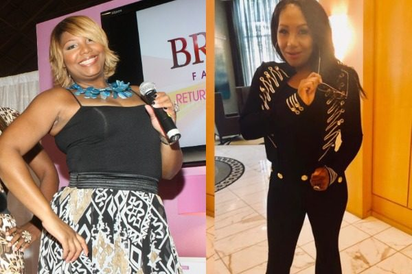 Traci Braxton Drops 40 Pounds, Explains New Appearance ...