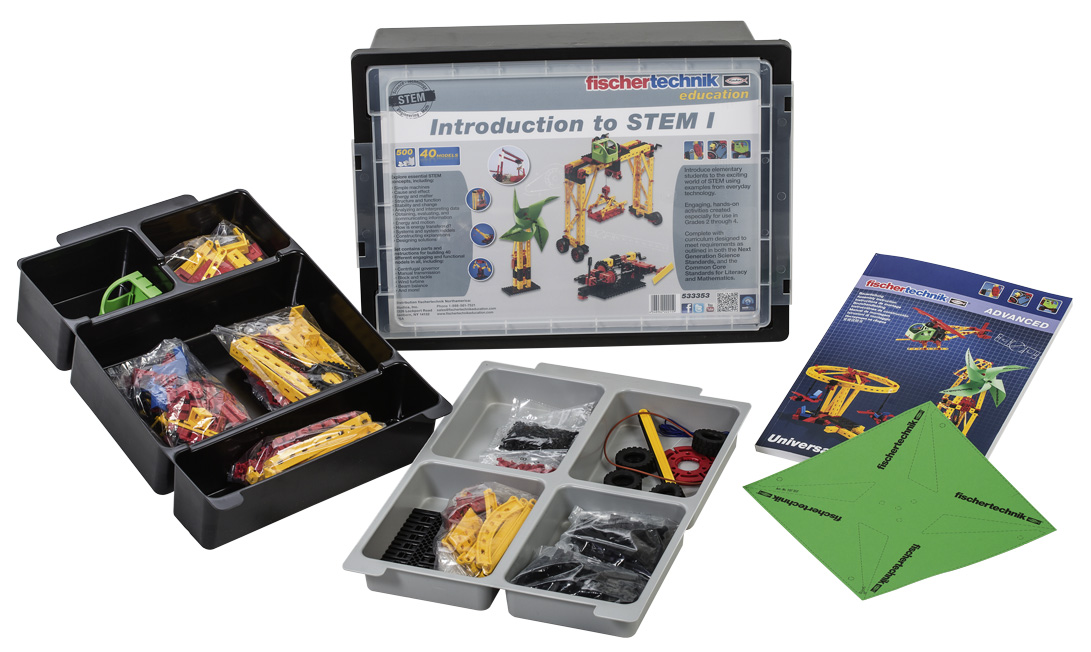 fischertechnik Introduction STEM Kit