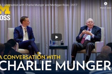 Charlie Munger Most Viewed Video On YouTube