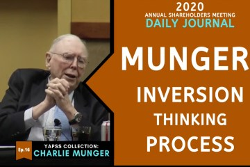 Charlie Munger 2020 Annual Shareholder Meeting