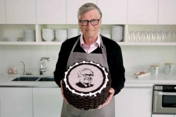 Bill Gates 90th Birthday Gift To Warren Buffett