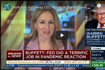Berkshire Hathaway CEO Warren Buffet on Saving American Small Business Full Interview
