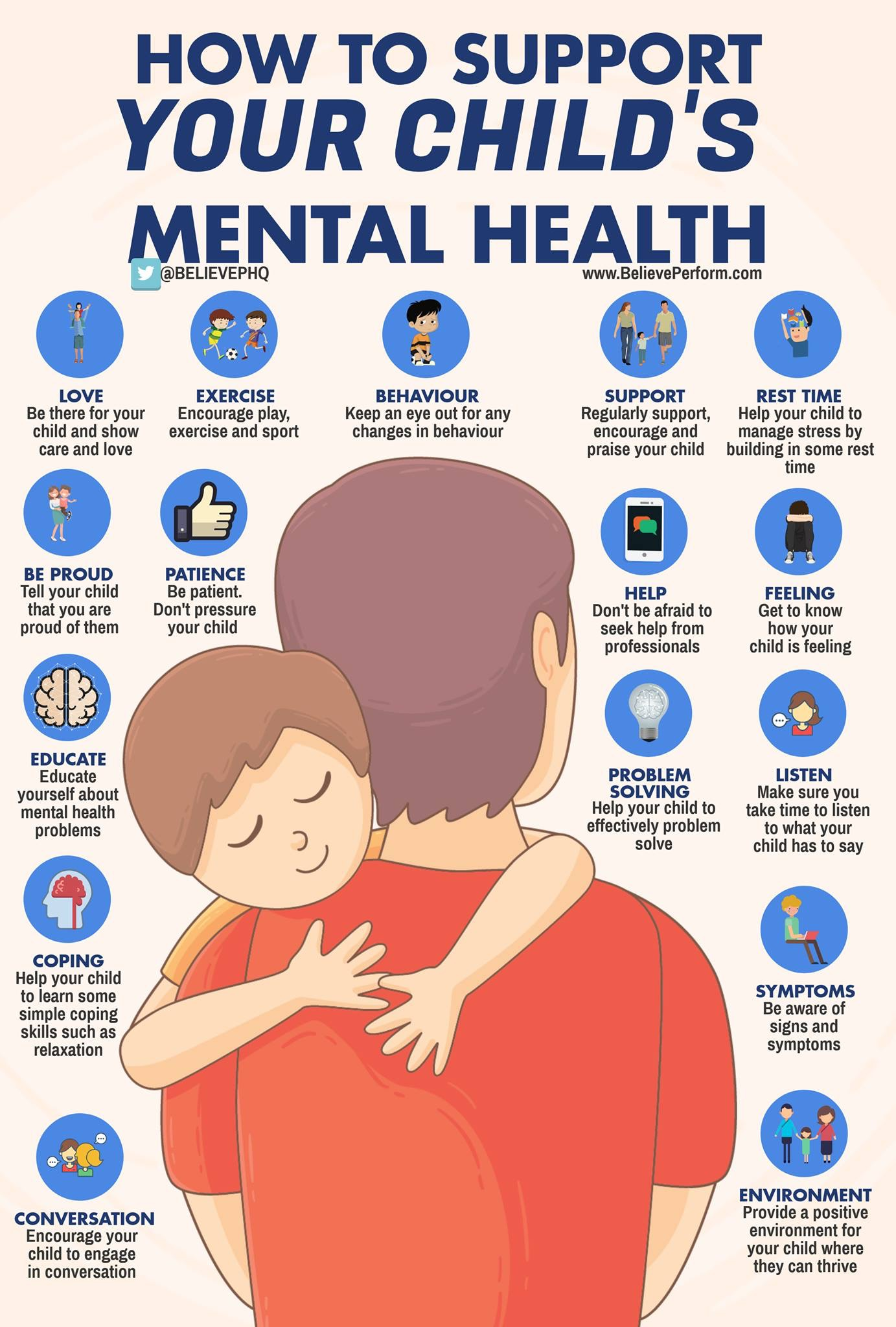 How To Support Your Child S Mental Health All Year