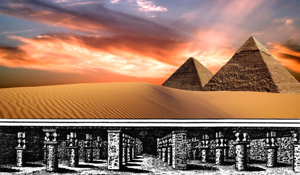 The Lost Labyrinth of Egypt