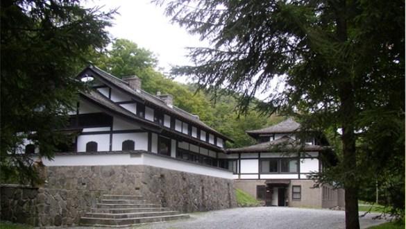 in a zen monastery