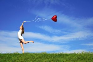 love: the peak feeling of the senses