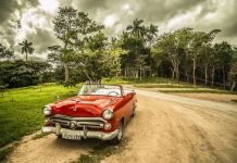 cuba: not a place where time stops but rather one where it flows