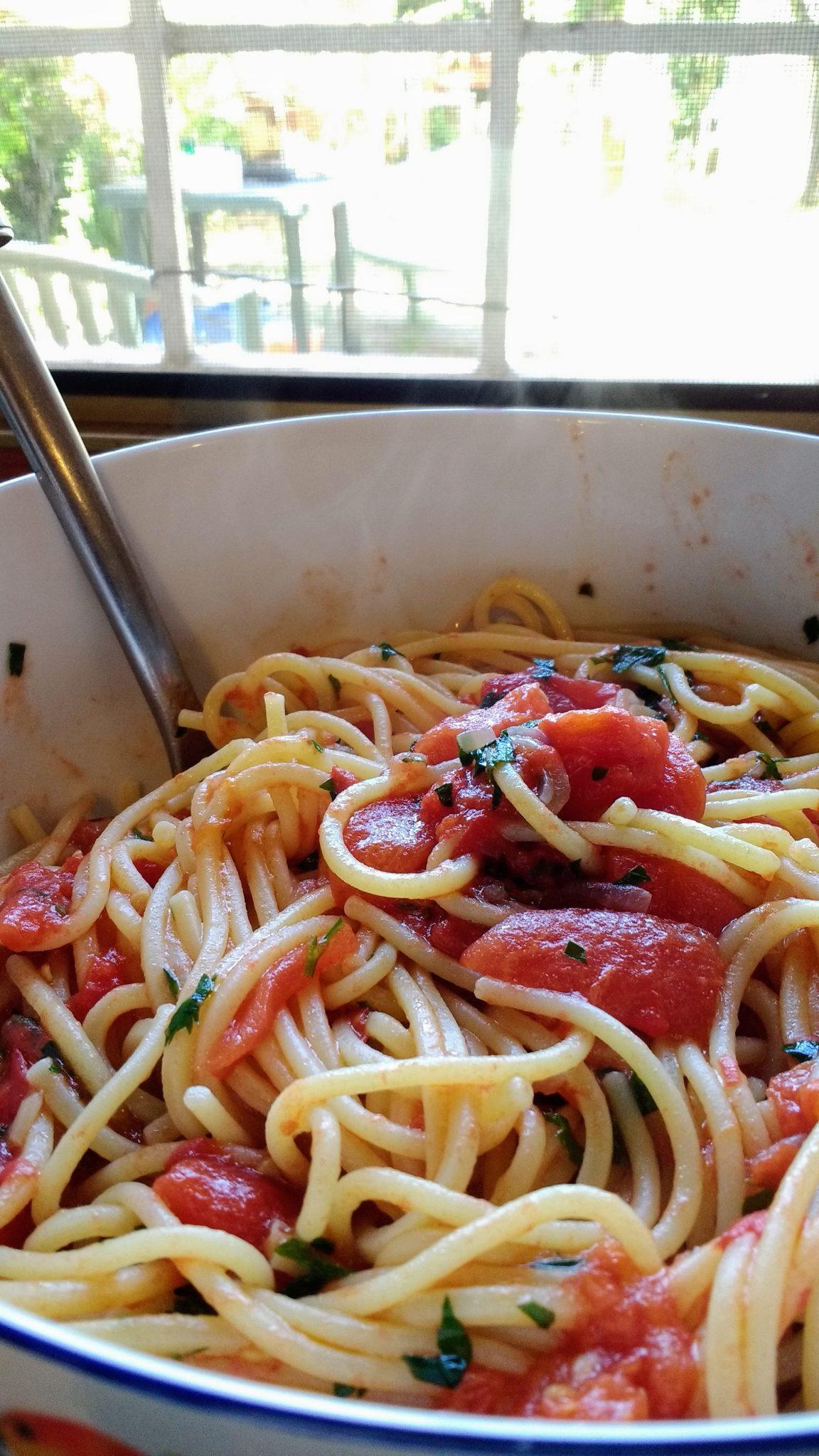 theWise in cucina: Spaghetti alla marinara. La ricetta perfetta