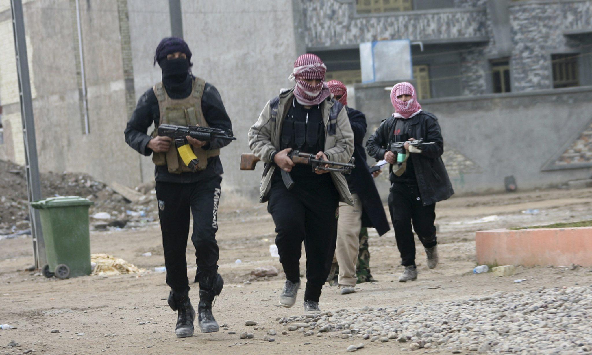 ISIS: passato, presente e futuro