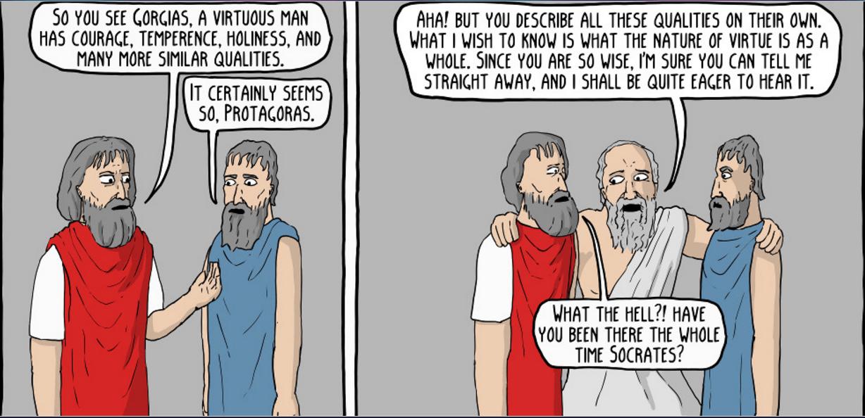 Storia del pensiero filosofico: i sofisti