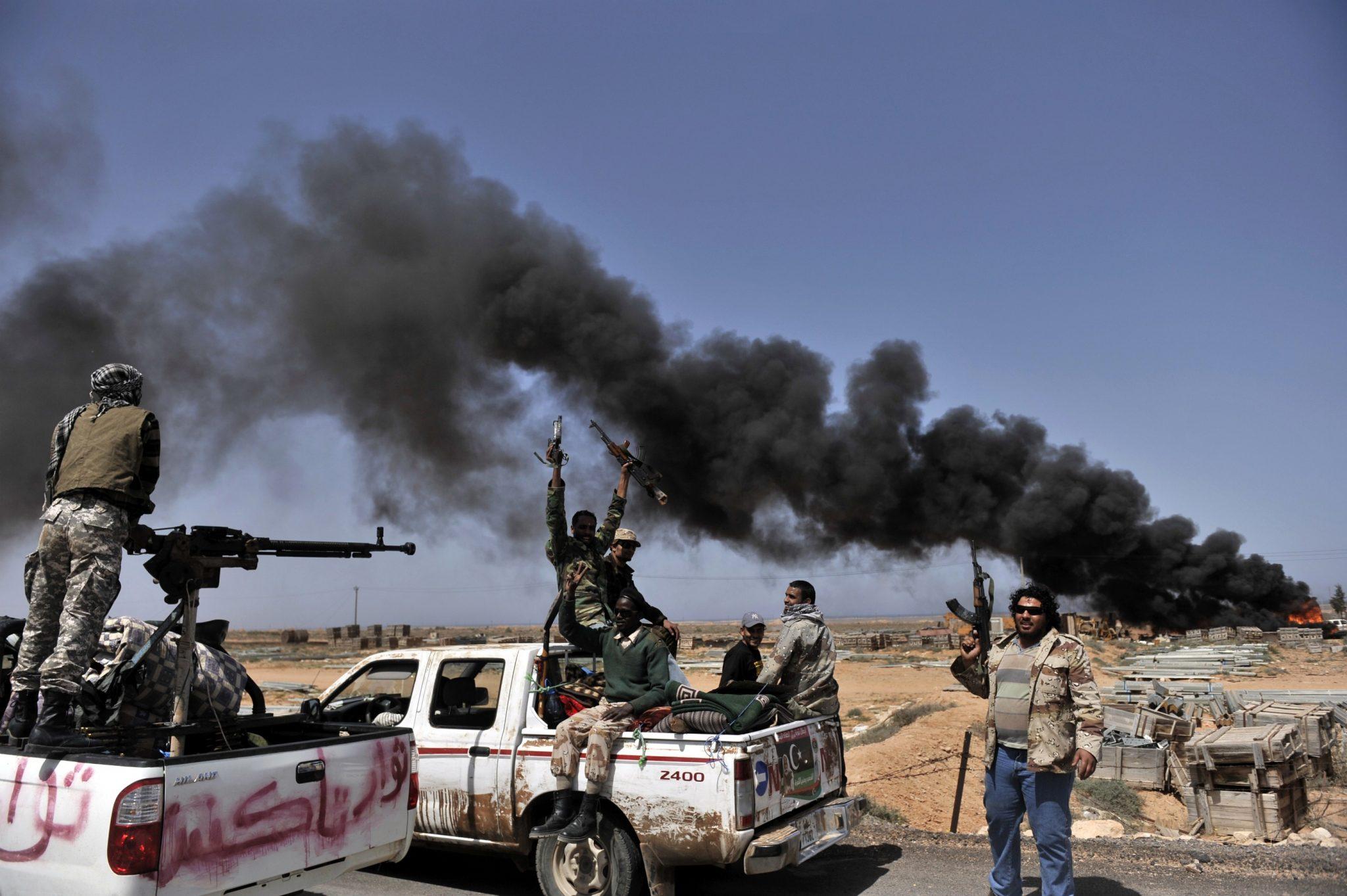 Nemici alle porte: il secondo conflitto civile in Libia