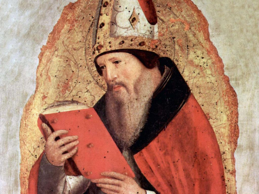 Storia del pensiero filosofico: Sant'Agostino