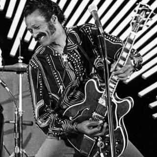 Chuck Berry, foto: AP/Shutterstock/Rex