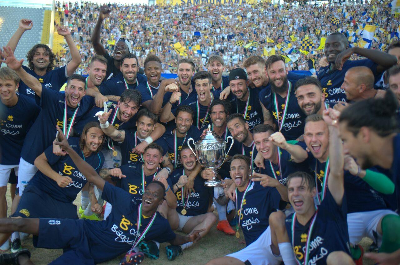 Parma, dall'inferno al paradiso: i Ducali in Serie B