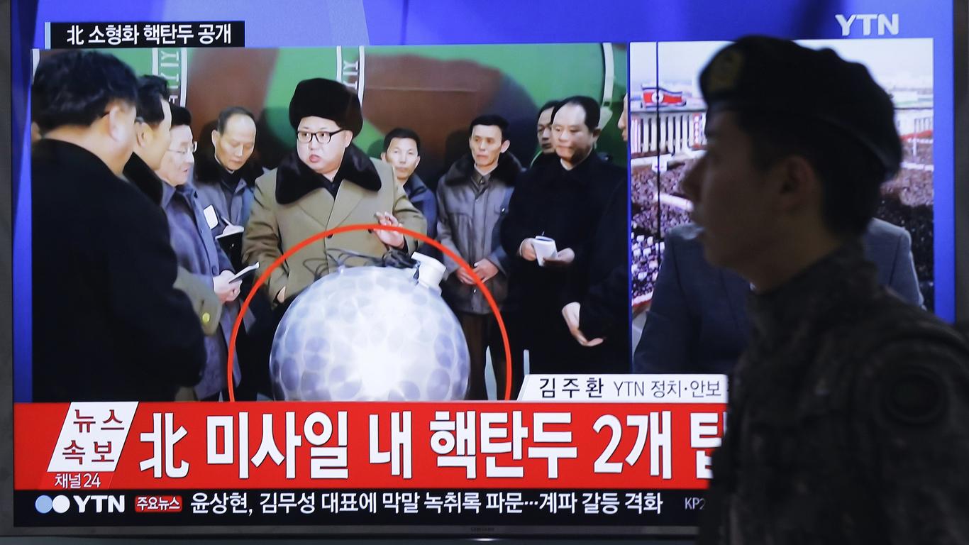 Alba Rossa: come la Corea del Nord ha imparato ad amare la bomba