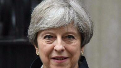 La premier britannica Theresa May, protagonista di Brexit.