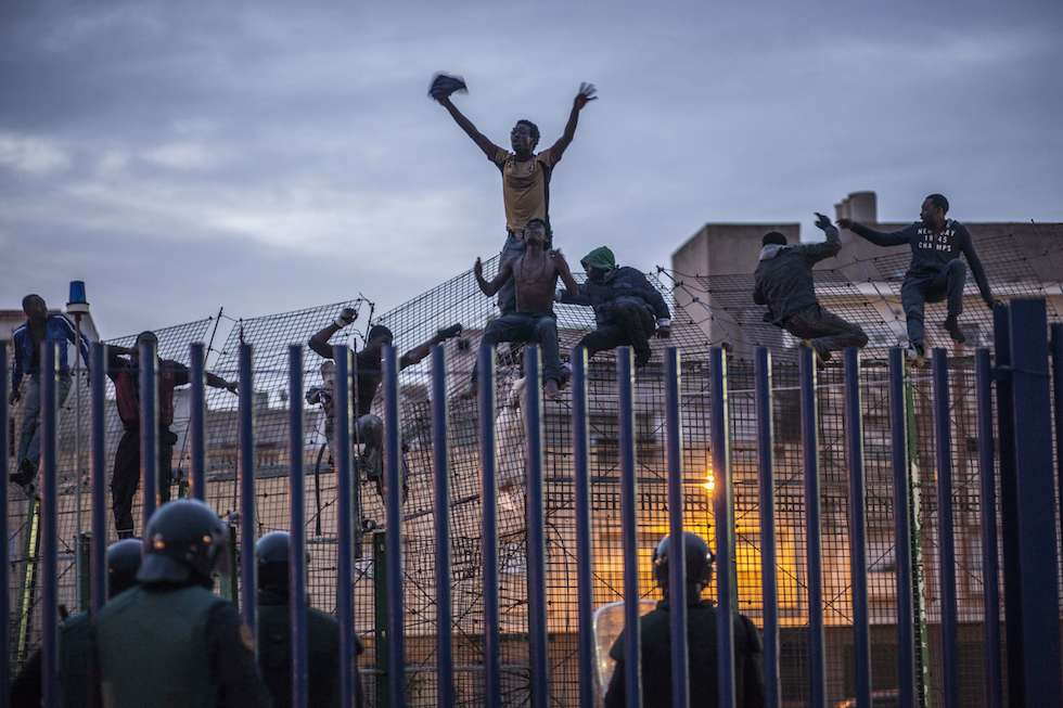 Il Marocco è un ponte per i migranti verso l'Europa