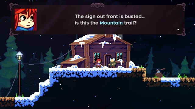 celeste prologue