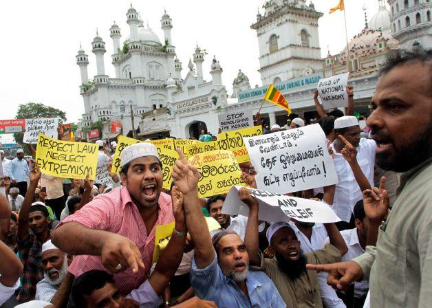 Sri Lanka: i nuovi scontri tra nazionalisti e musulmani
