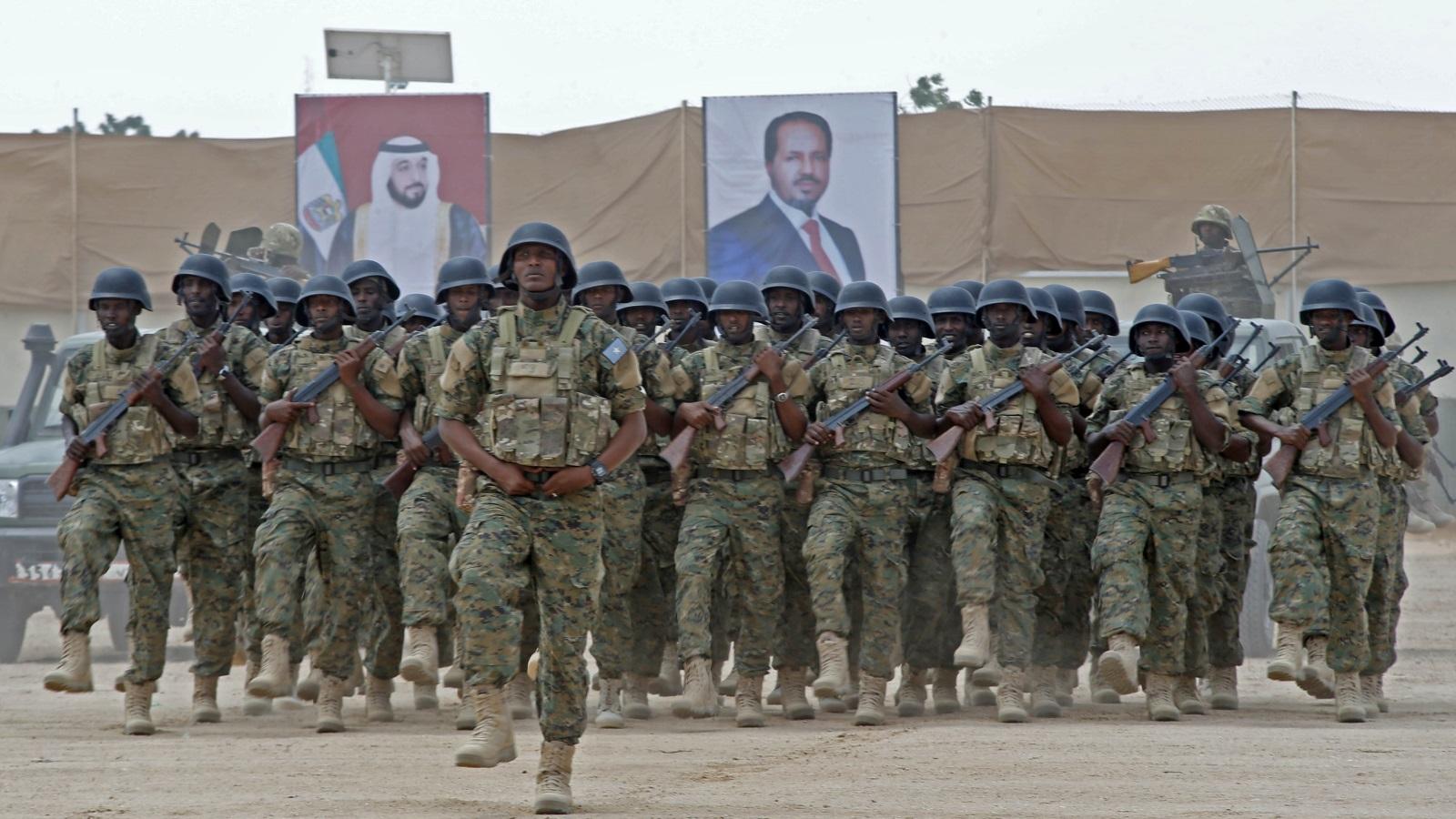 Valigette roventi: gli Emirati Arabi Uniti in Somalia