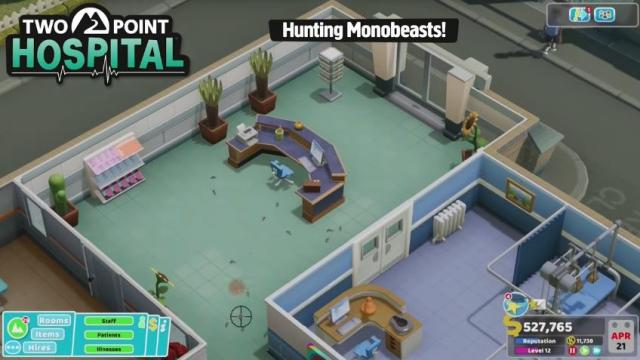 E3 2018 PC Two Point Hospital