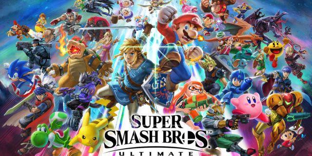 E3 2018 Nintendo Smash