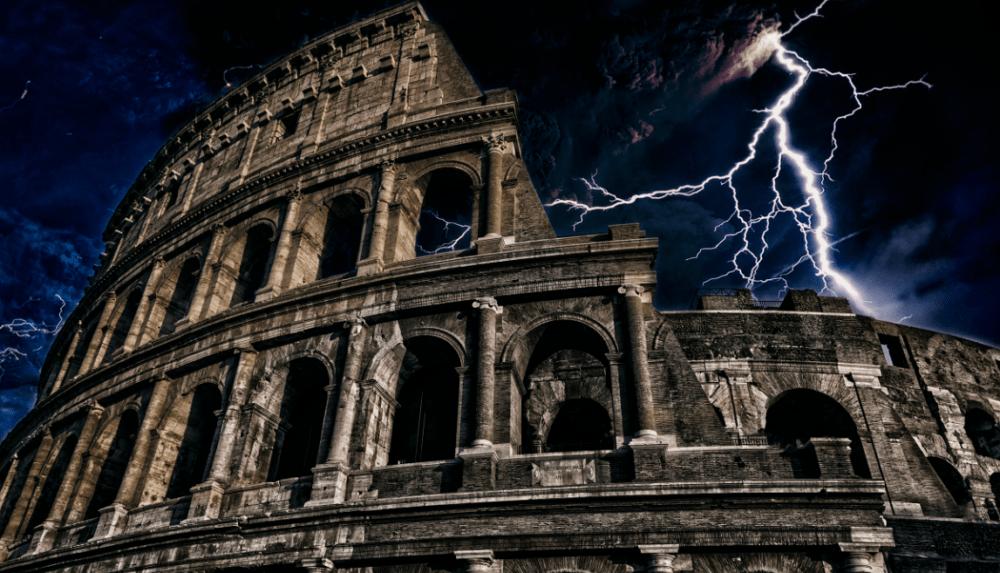 L'universo parallelo della politica romana